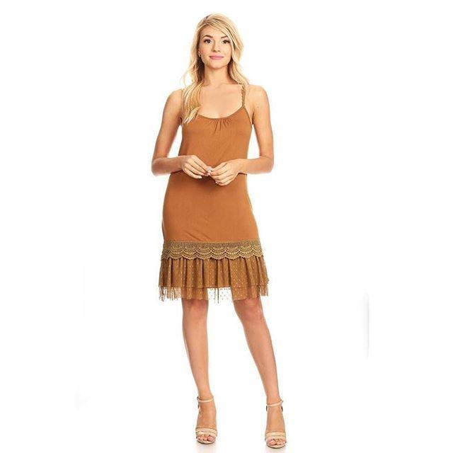 P81313-Brown, cotton slip with lace trim http://crwd.fr/2k2oLfJ #toronto #vancouver #love # #nyc #fashion #montreal #washington #Toronto #chicago #usa #canada #workout #women #cybermonday #quebec #swag #fitnessgear #fitnessgirl #fitnessgirls #newjersey #manhattan #streetstyle #Montreal #ottawa #kimkardashian #me #miami #lasvegas #fitnessmotivation