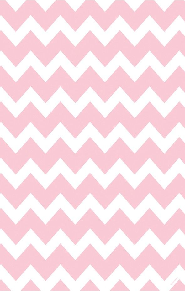 Chevron Light Pink wrapping paper