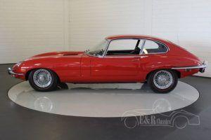 1968 Jaguar E-Type Series 2 2+2 Coupe