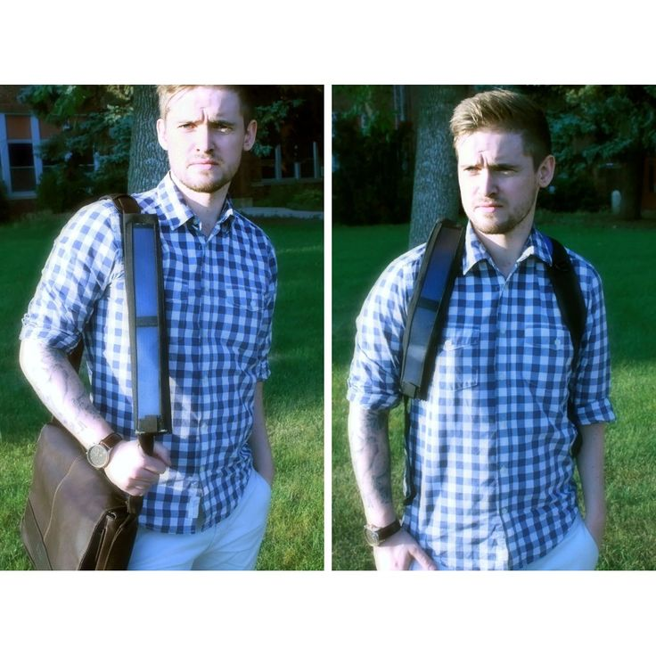 Sun Strap The Solar Charger That Fits Any Bag Want Pinterest