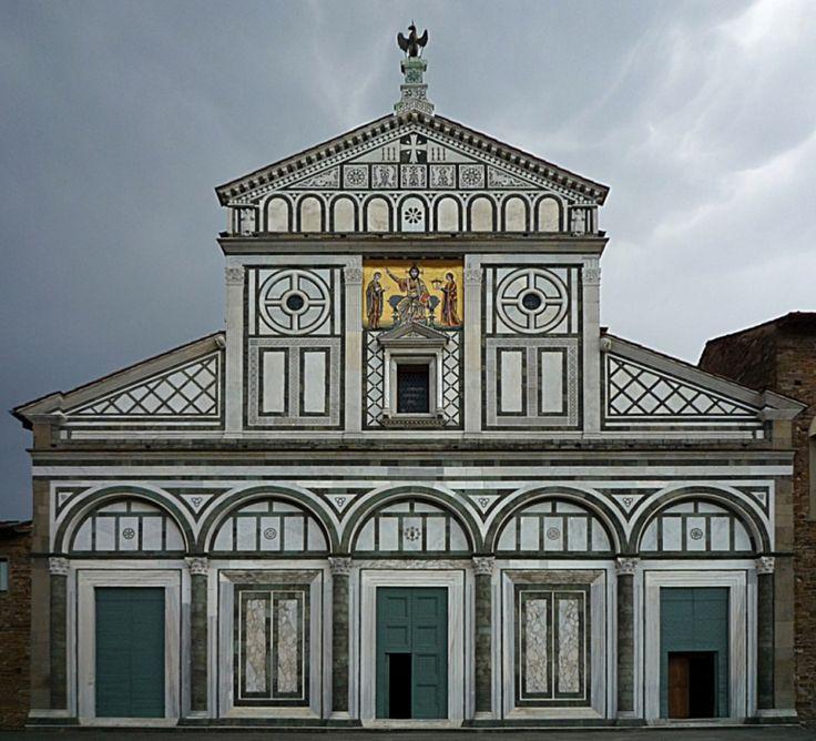 Basilica di San Miniato al monte, XI-XIII sec., Firenze