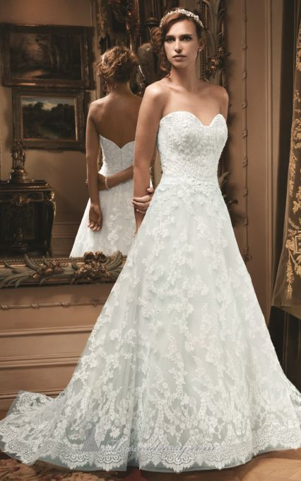 8316 best for the love of images on pinterest for How much are casablanca wedding dresses