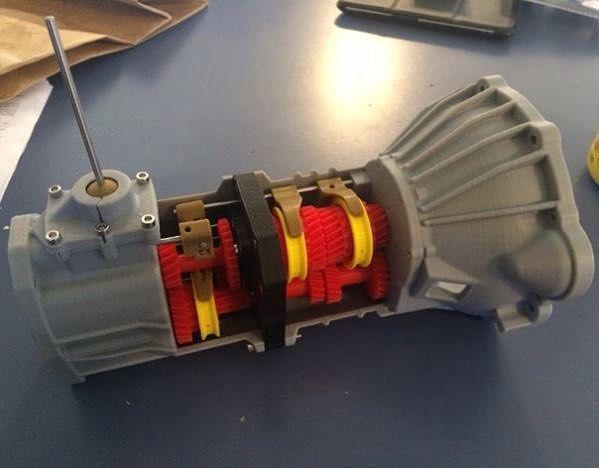Working 5 speed transmission model for Toyota 22RE engine. #gear #transmission #car #engine #toyota #project #engineering #mühendislik #makinemühendisliği #mechanicalengineering #3ddesign #3dprinted #3dprinting #design #tasarım #3byazıcı #3dprintingizmir #3dprintingturkey #boyutfarkı by boyutfarki
