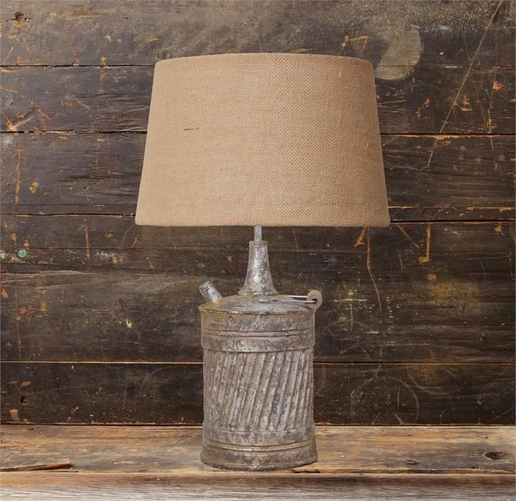 primitive lighting ideas. new primitive country antique style vintage gas can lamp electric table light lighting ideas m