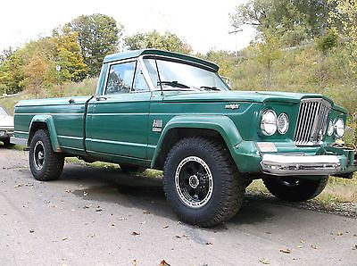 Classic Jeep Truck Jeep Gladiator J3000 Amc 327 V8 Manual 4x4