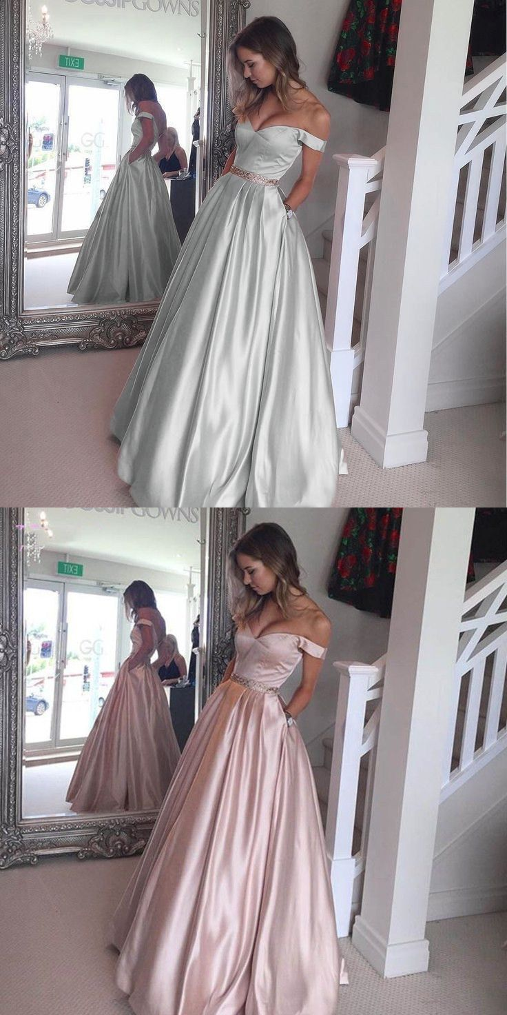 prom dresses, fashion off shoulder party dresses, sparkling evening gowns, grey prom party dresses, peral pink evening dresses, 2k17 fashion dresses for party