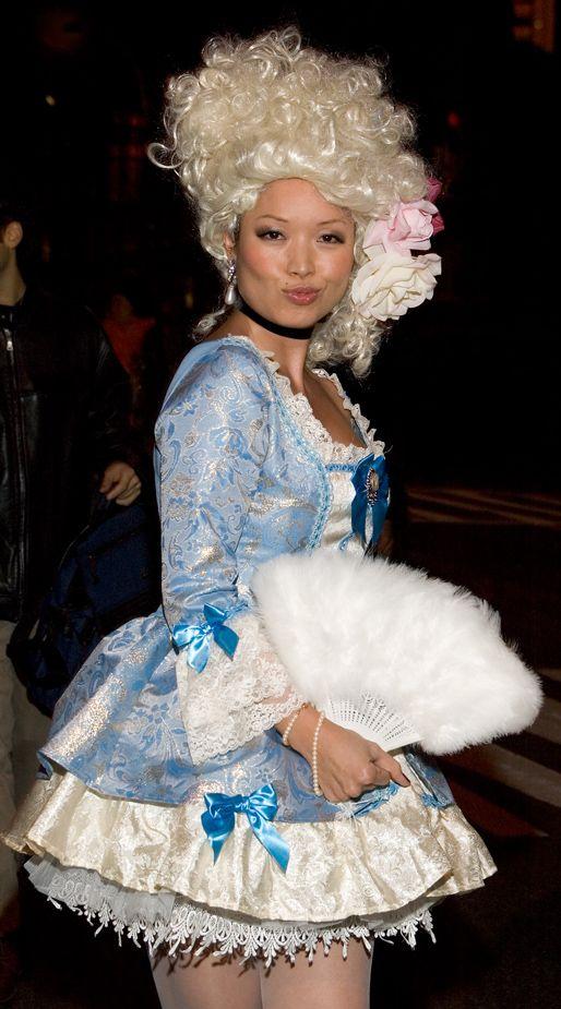 17 Best Images About Costumes Renaissance Marie  sc 1 st  Meningrey & Marie Antoinette Halloween Costumes - Meningrey