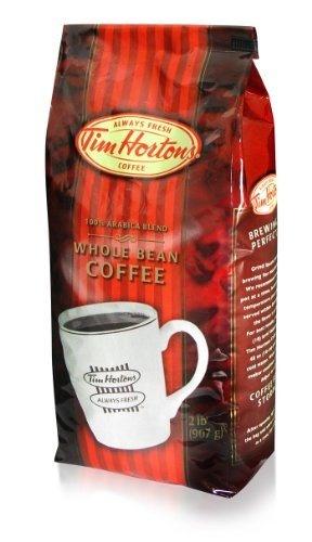 2 lb Whole Bean Coffee Bag: Sale Price: $12.99
