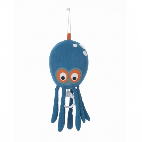 Ferm Octupus Music Mobile from Little Baby Company