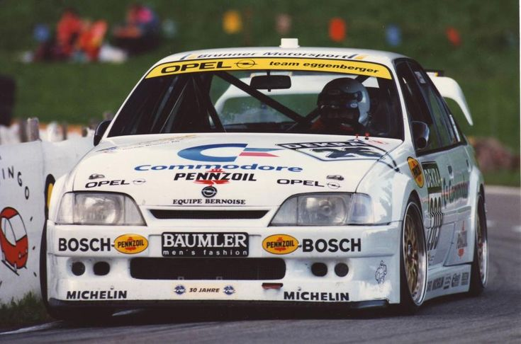 Opel Omega Evolution 500 | All Racing Cars