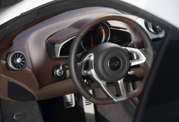 2014 McLaren 650S Coupe MSO dashboard interior 600x409 2014 McLaren 650S Coupe MSO Review, Specification, Price, with Images