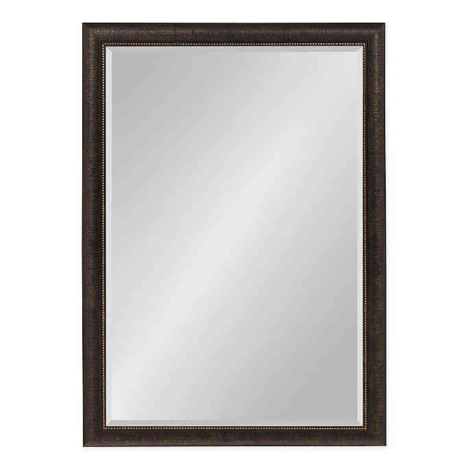 Kate And Laurel Aldridge Wall Mirror Bed Bath Beyond Mirror