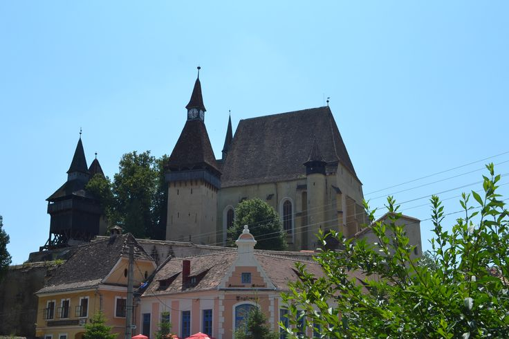 Biertan Fortified Church, Transylvania http://www.touringromania.com/regions/transylvania/transylvanian-citadels-and-castles/peles-castle-transylvania.html