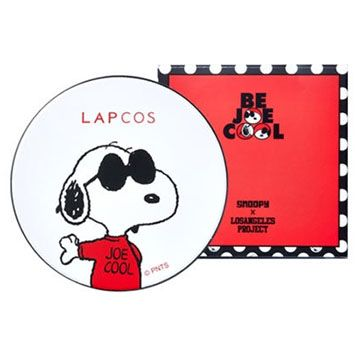 Korean [LAP COS] Stay With Me Cushion Snoopy_12g (신상품번역-본문)「koreabuys.com」