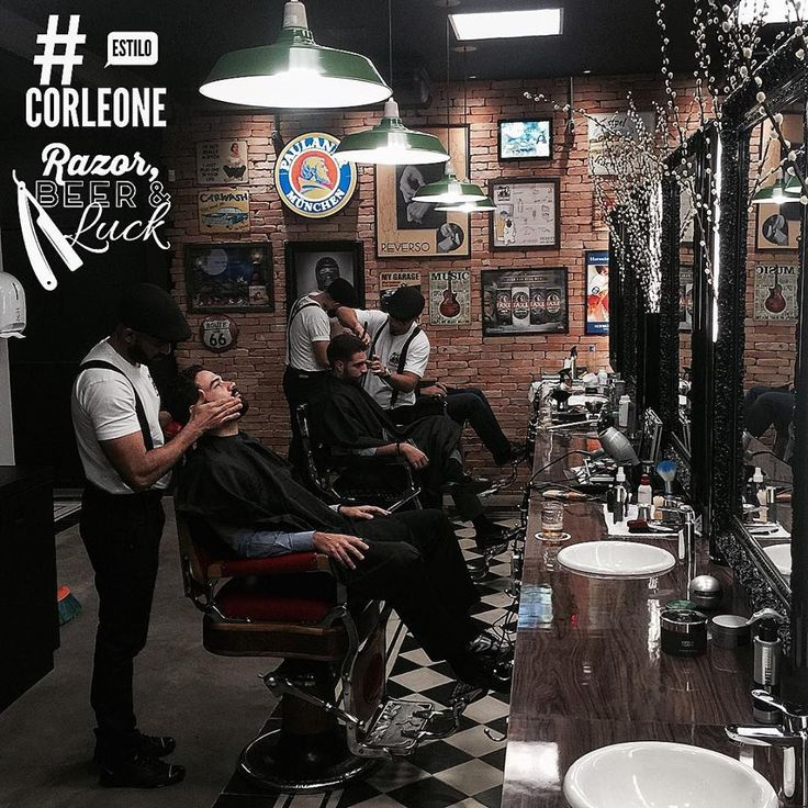 design barbershop ideas - Barbershop Design Ideas