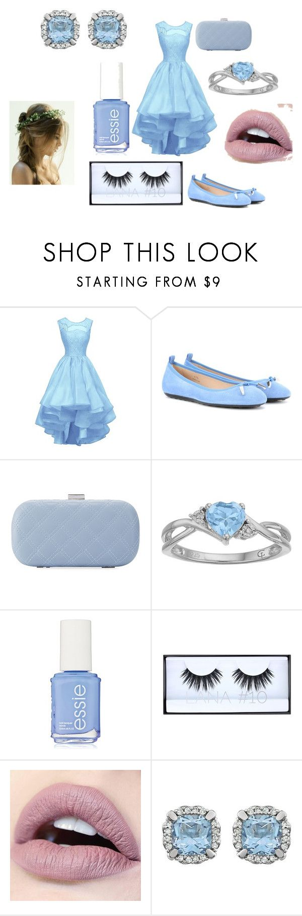 """""""Modest Style"""" by outfit-creator ❤ liked on Polyvore featuring Tod's, La Sera and Huda Beauty"""