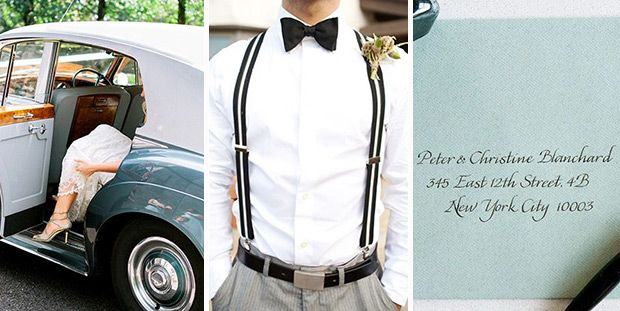 A quick and easy list of groom duties to get your groom involved in the wedding day.