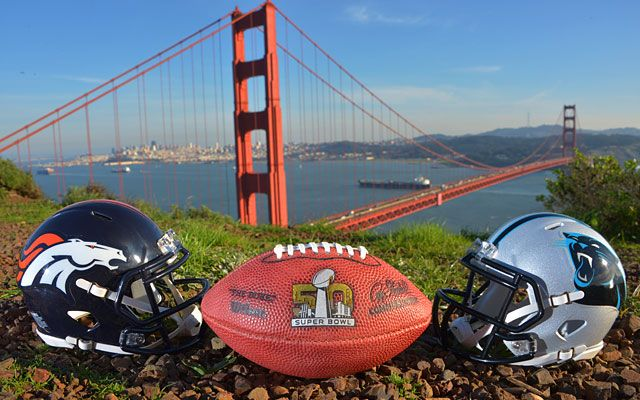 FEB 7 2016 Super Bowl 50 live updates: Panthers vs. Broncos at Levi's Stadium The wait is over. It's Super Bowl Sunday, and it's time to crown a new NFL champion.  ...Panthers-Broncos showdown at Levi's Stadium in Santa Clara, Calif.
