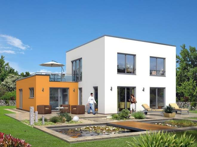 YTONG Innovationshaus AktivPlus Einfamilienhaus bauen