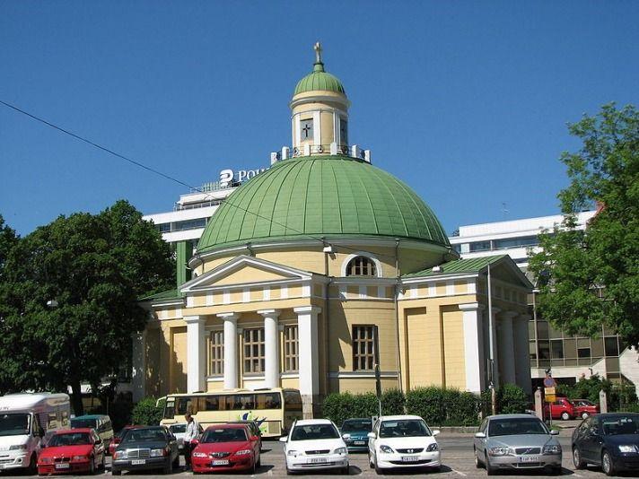 Turku Orthodox Church (Wikipedia/Markus Koljonen, CC BY-SA 3.0)