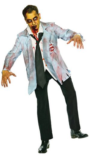 Join the Walking Dead on Halloween with this #DIY costume #Savers #ValueVillage