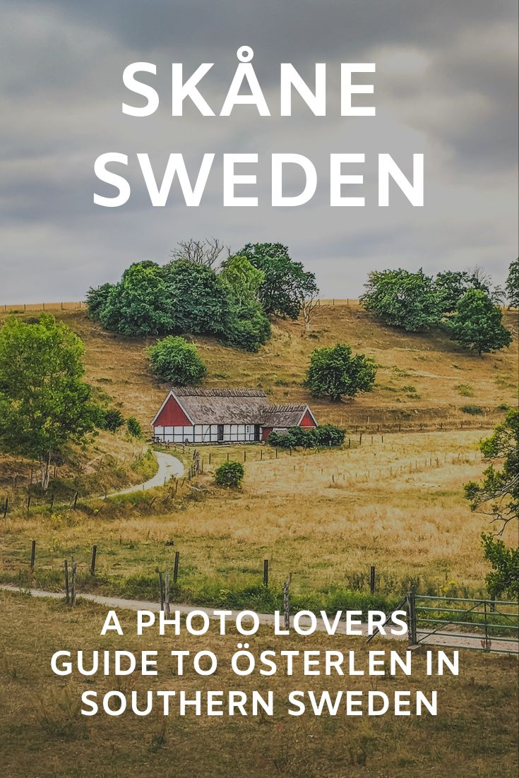 A PHOTO LOVERS GUIDE TO ÖSTERLEN IN SOUTHERN SWEDEN  In this travel guide about…
