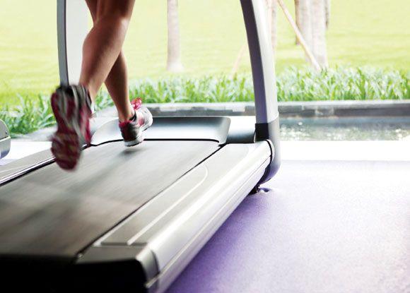treadmill/outdoor running