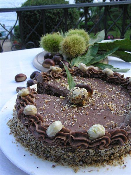 The Chestnut Festival ~ Lovran, Croatia