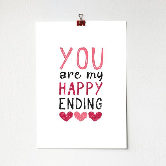 you are my happy ending card Anchorage, Alaska