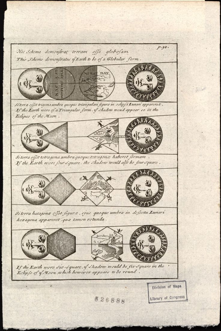 [Four diagrams of Solar eclipses]. 1717 Item http://loc.gov/item/2013593159