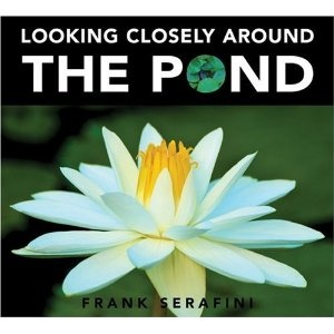 Looking Closely around the Pond, written and illustrated by Frank Serafini