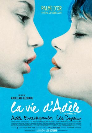 La vie d'Adele // Blue is The Warmest Color // 2013 // Abdellatif Kechiche
