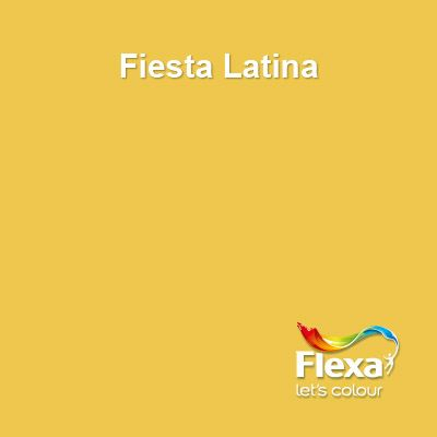 Flexa Creations kleur: Fiesta Latina