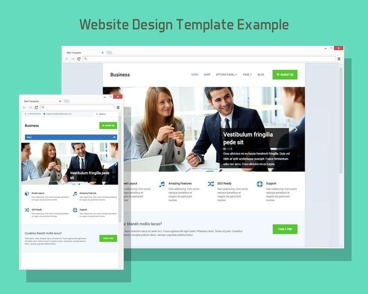 Free Browser Website Design Template Mock Up Psd Website Mockup Website Mockup Psd Modern Website