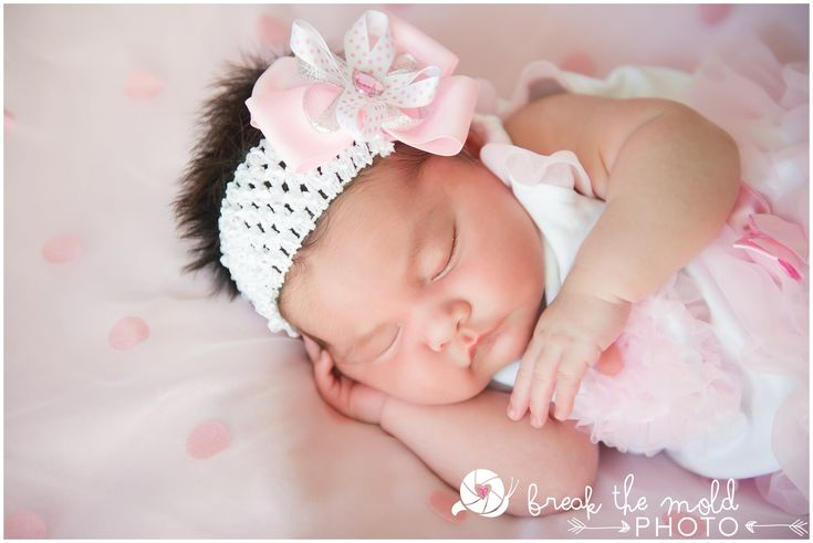 Knoxville newborn photographer 14 day old fernanda