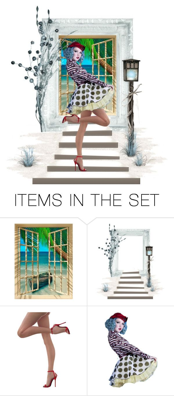 """Untitled #720"" by kristina-lindstrom on Polyvore featuring art"