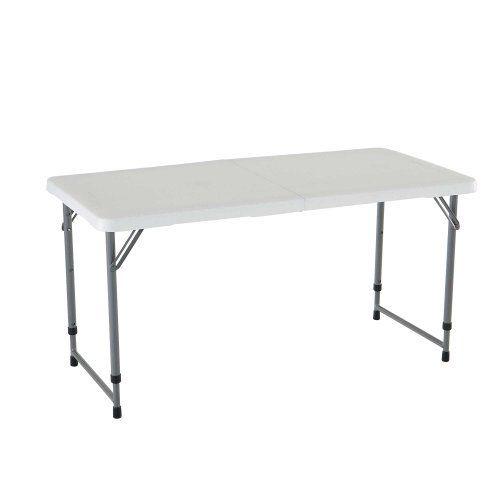 Inspirational Bar Height Folding Table Rectangular