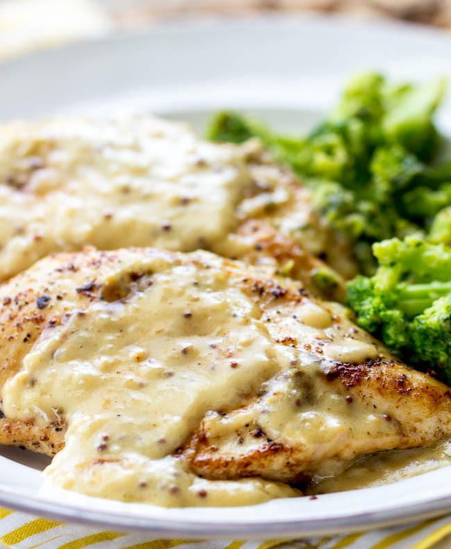 "This Pioneer Woman-Style Honey Mustard Chicken Recipe is a creamy and flavorful chicken recipe that you can have <a href=""https://www.favesouthernrecipes.com/tag/30-Minute-Meals"" target=""_blank"">on the table in less than 30 minutes</a>. Tender chicken cutlets are simmered in a homemade honey mustard sauce that is sure to be a hit with anyone who tries it. To make this easy Southern recipe, begin..."