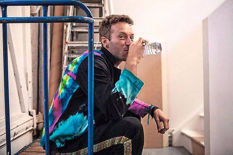 Acompañamos a la banda británica Coldplay durante la elaboración de su nuevo disco