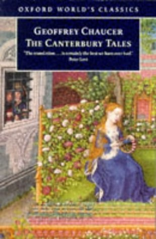 The Canterbury Tales by Geoffrey Chaucer: Canterbuy Tales, Book Ish, Geoffrey Chaucer