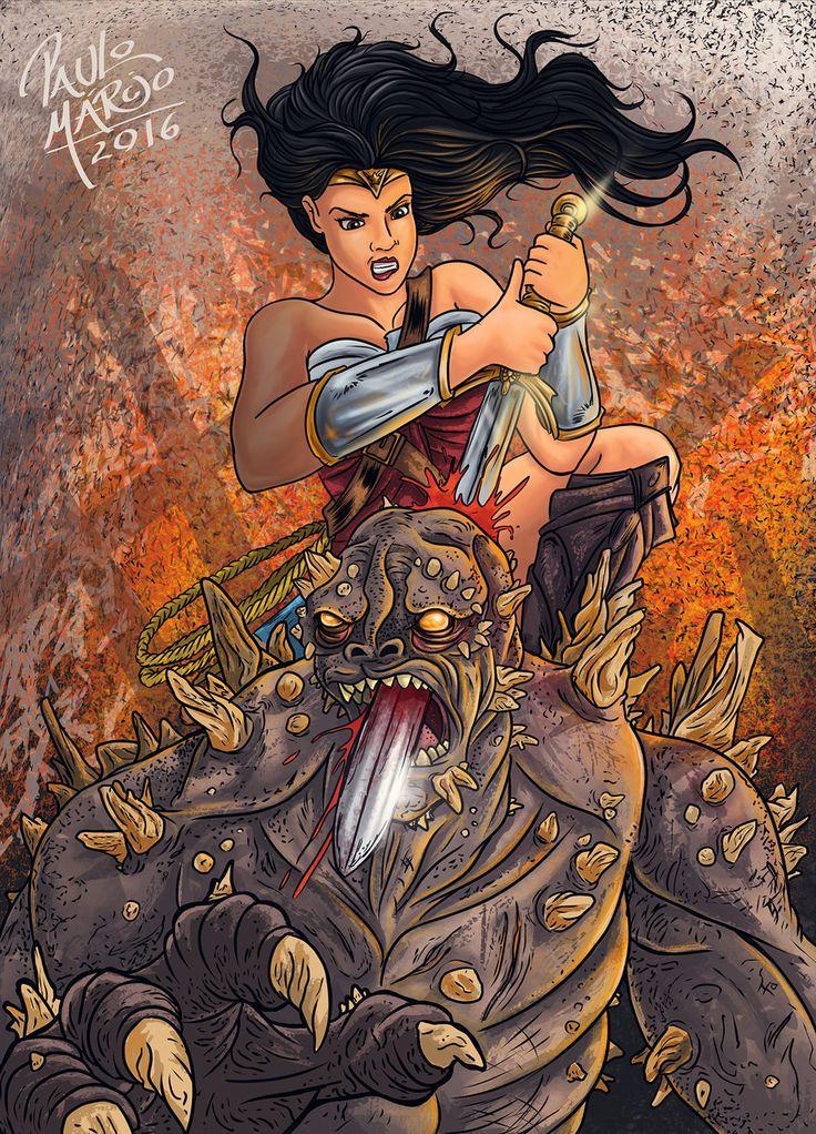 183 best images about Wonder Woman on Pinterest