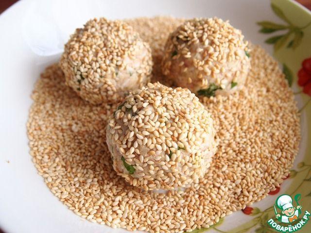 Салатные шарики с печенью трески ингредиенты