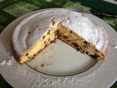 torta alla ricotta bimby