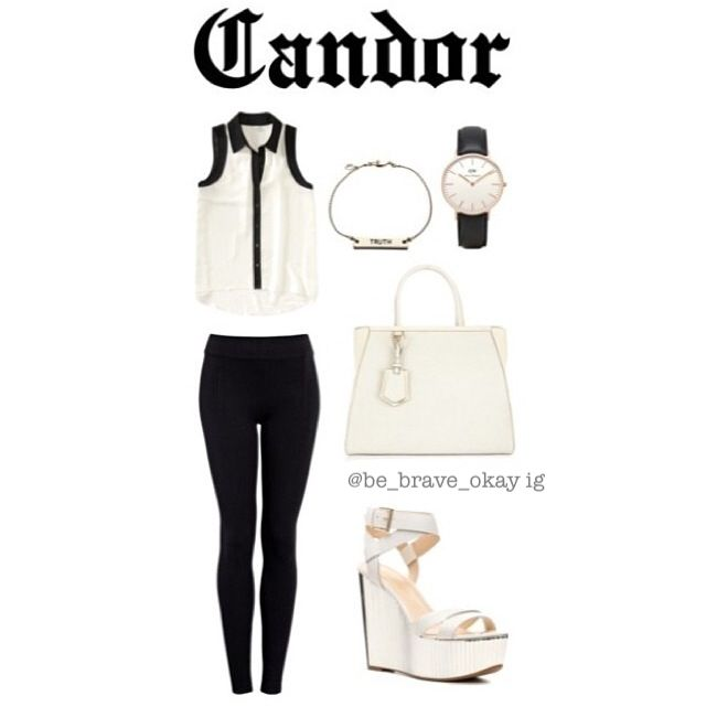 Divergent inspired outfits 4/5 ~Candor | DIVERGENT IS MY ...