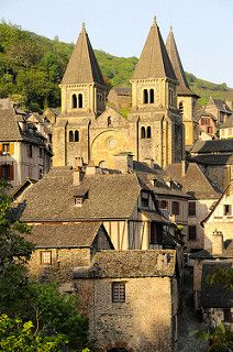 France 2012 - Abbaye Sainte-Foy de Conques | por philippebeenne