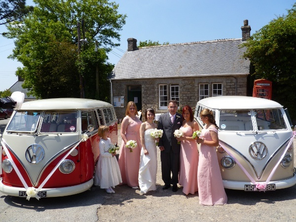 Cornwall VW Camper and Beetle Wedding Hire Picture and Photo Gallery