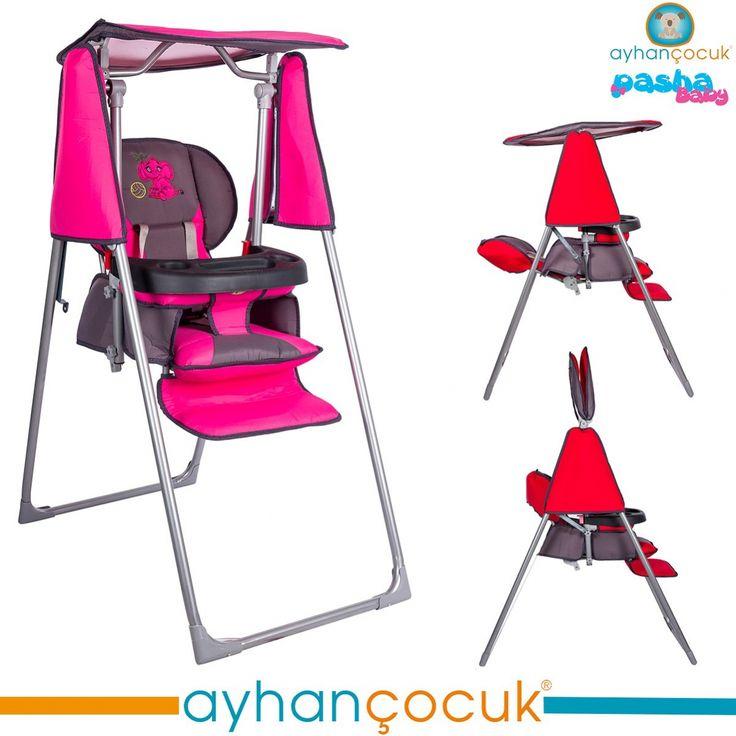 www.ayhancocuk.com pasha-baby-mega-ortapetik-mama-sandalyesi-bebek-salincagi-p432.html