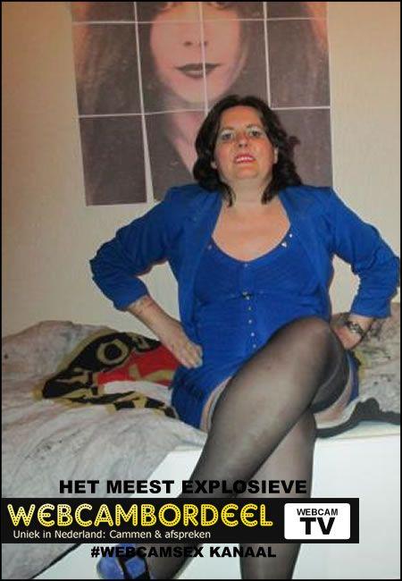 Solange - Nederlandse volslanke dame die in is voor heerlijke webcamsex #webcamchat #webcamsex