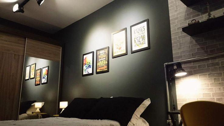 Leitor Ninja - O Quarto do Róbson http://homensdacasa.net/leitor-ninja-o-quarto-do-robson/