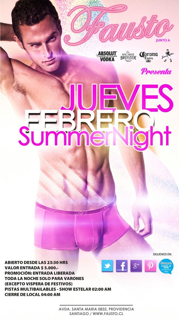 JUEVES SUMMER NIGHT